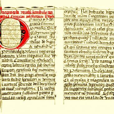Kronika Galla Anonima – fragmenty