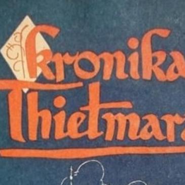 Kronika Thietmara – fragmenty