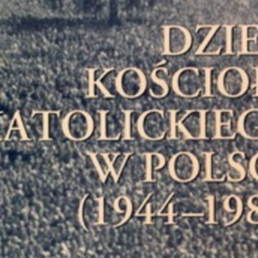 """prof. dr hab. Jan Żaryn: """"Dzieje Kościoła Katolickiego w Polsce: Rok Milenijny . Uroczystości kościelne"""""""