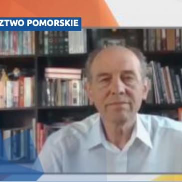 Jan Klawiter w programie TTM: Gość Dnia, opowiada o Święcie Chrztu Polski