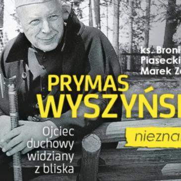 """AUDIOBOOK: """"Prymas Wyszyński nieznany. Ojciec duchowy widziany z bliska"""""""