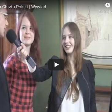 """""""Rocznica Chrztu Polski"""" – Wywiad z prof. Hanną Kóćko-Krenc, ks. prałatem Marianem Lewandowskim"""